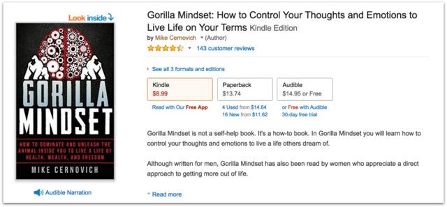 Gorilla Mindset reviews .21 AM