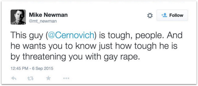 Mike Newman false rape threats.04 AM