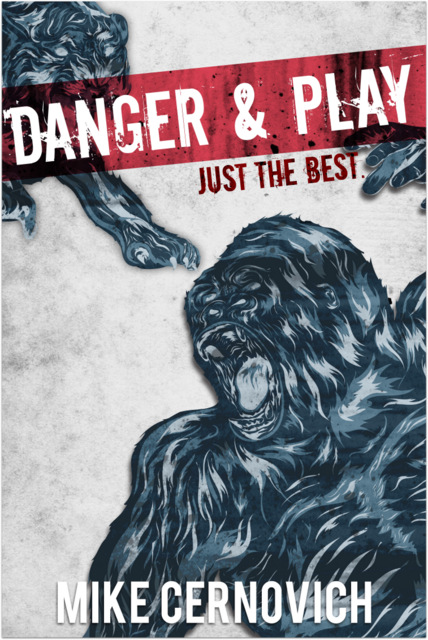 Danger and play book cover