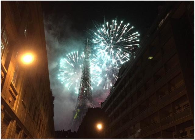 Mike Cernovich Paris Bastille Day Fireworks