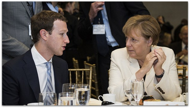 Angela Merkel Mark Zuckerberg censor Facebook.56 AM