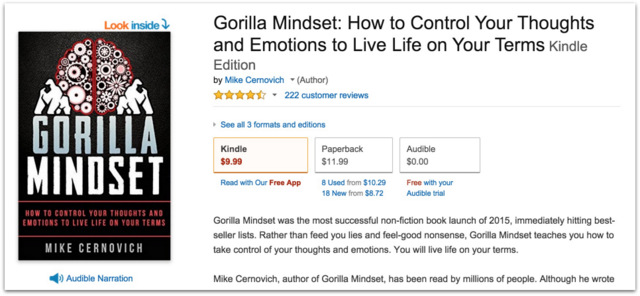 Gorilla Mindset by Mike Cernovich review.38 PM