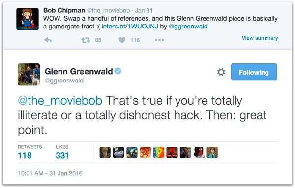 Glenn Greenwald GamerGate.22 PM