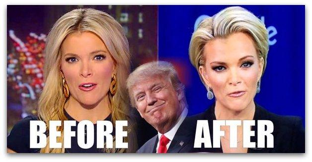 Megyn Kelly Trump