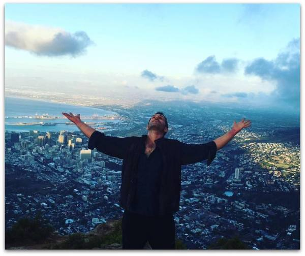 Mike Cernovich Signal Hill Cape Town South Africa