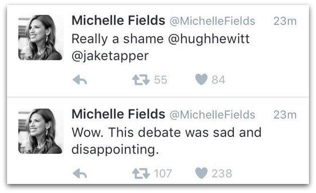 Michelle Fields assault Twitter