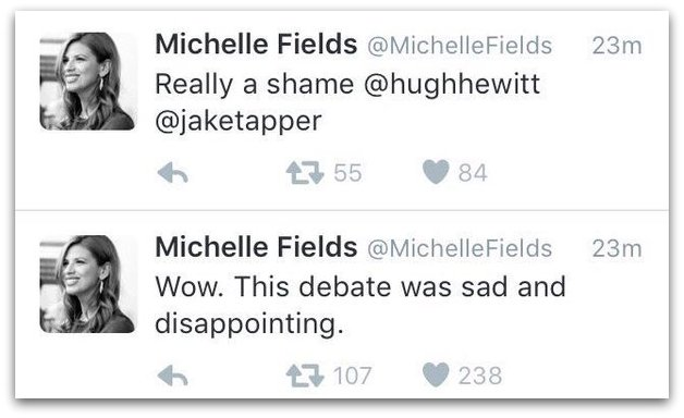 Michelle Fields assault Twitter