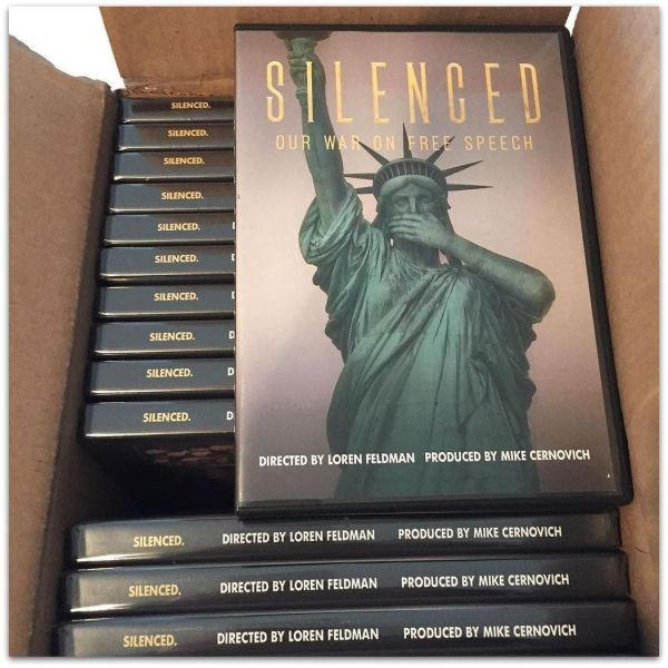 silenced-dvds