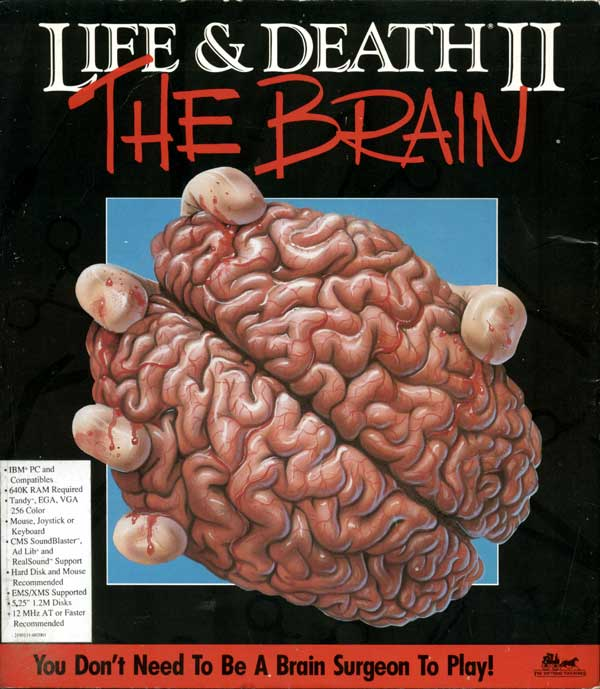 Life & Death II (Front)