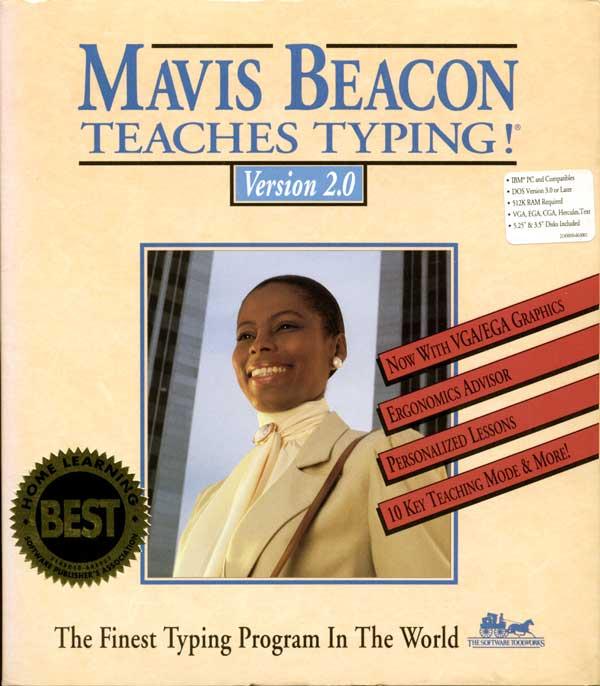 Mavis Beacon (Front)