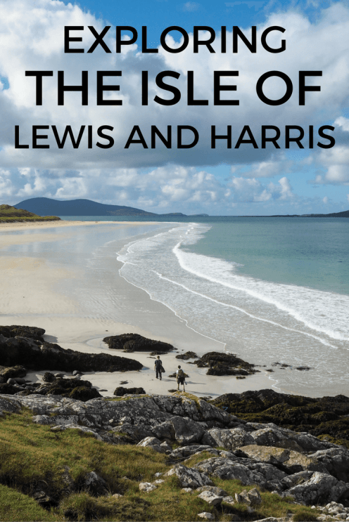 The best of the Isle of Lewis and Harris in Scotland