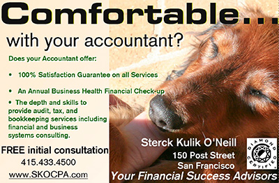 Certified Public Accountant ad campaign post card