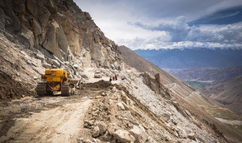 Highest roads of India
