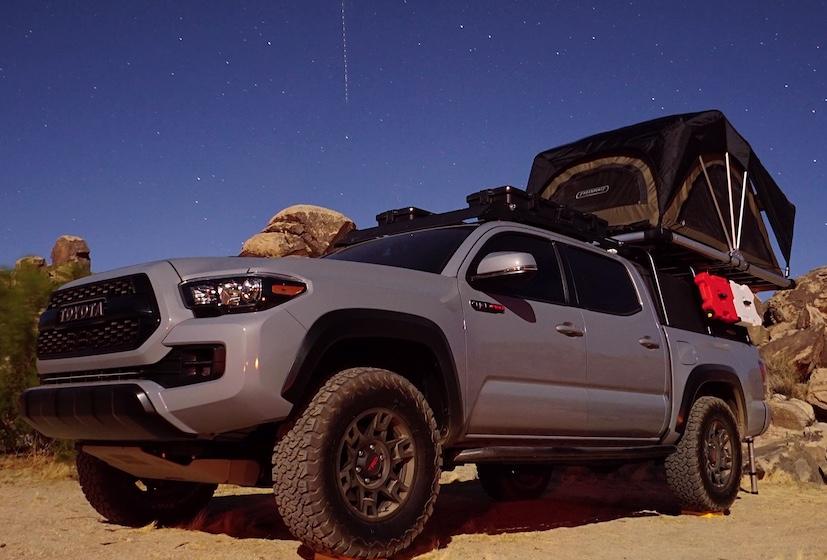 DRB Adventure Mobiles: Toyota Tacoma | Danger Ranger Bear