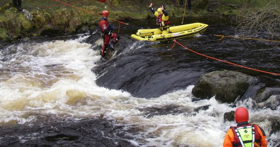 Swiftwater and Flood Rescue