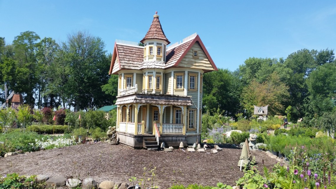 Linton's Enchanted Gardens - House