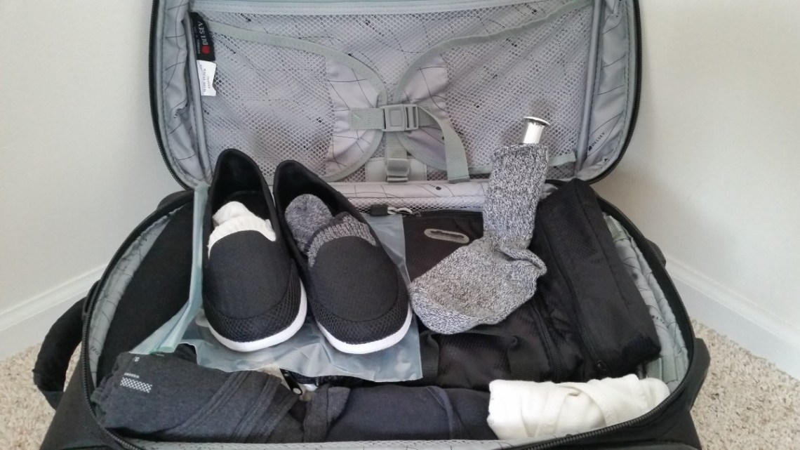 Travel Tips Suitcase