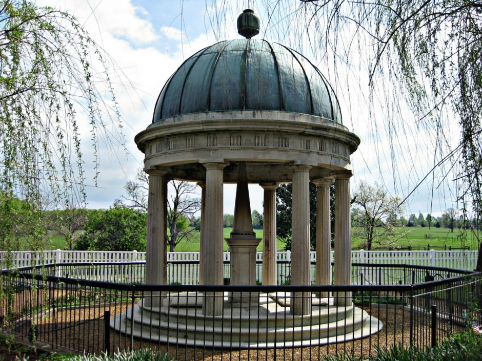 Jackson Tomb in Nashville