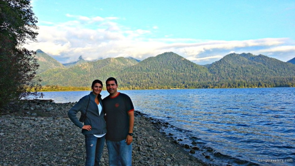 Lake Quinault - Olympic National Park
