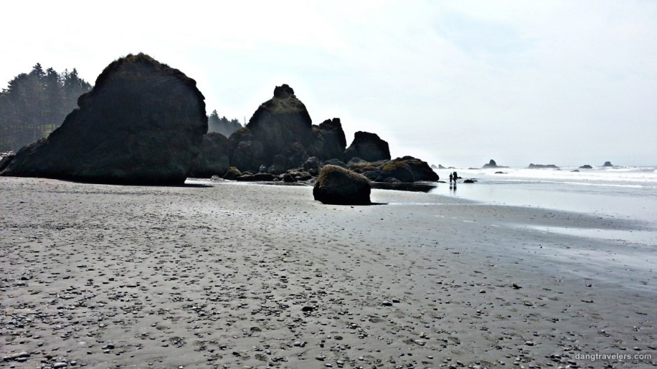 Rialto Beach Rocks - Olympic National Park