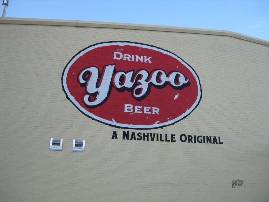 Yazoo Brewery in Nashville
