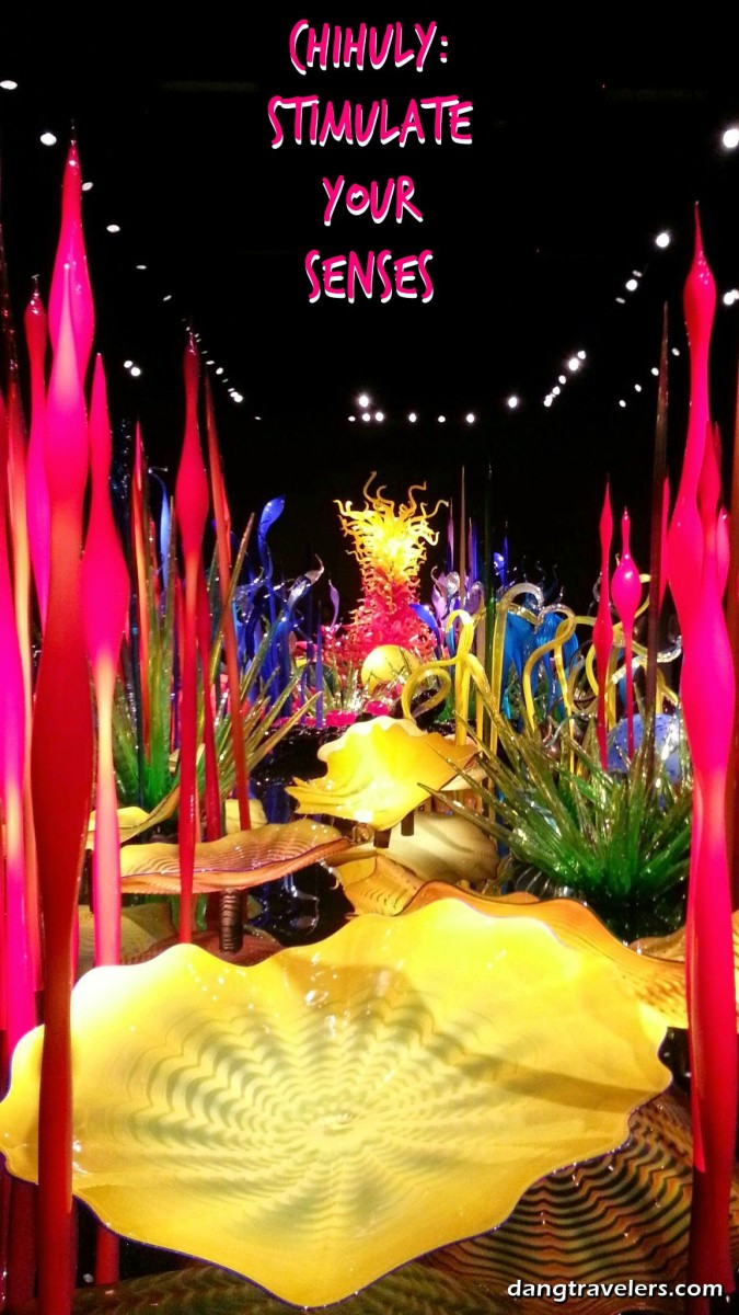 Photo Tour: Chihuly Garden and Glass, Seattle
