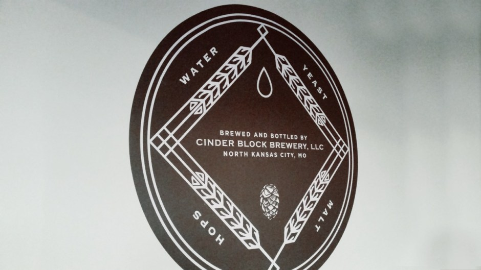 Cinder Block Brewery Kansas City