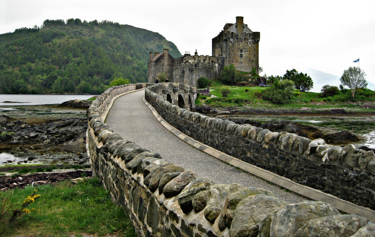 Eilean Donan – Scotland's Most Recognizable Castle