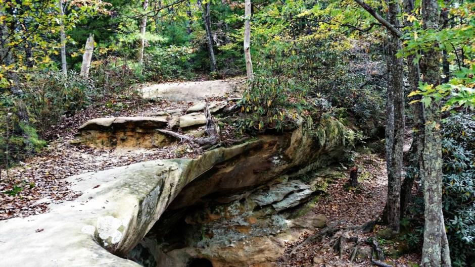Princess Arch hike
