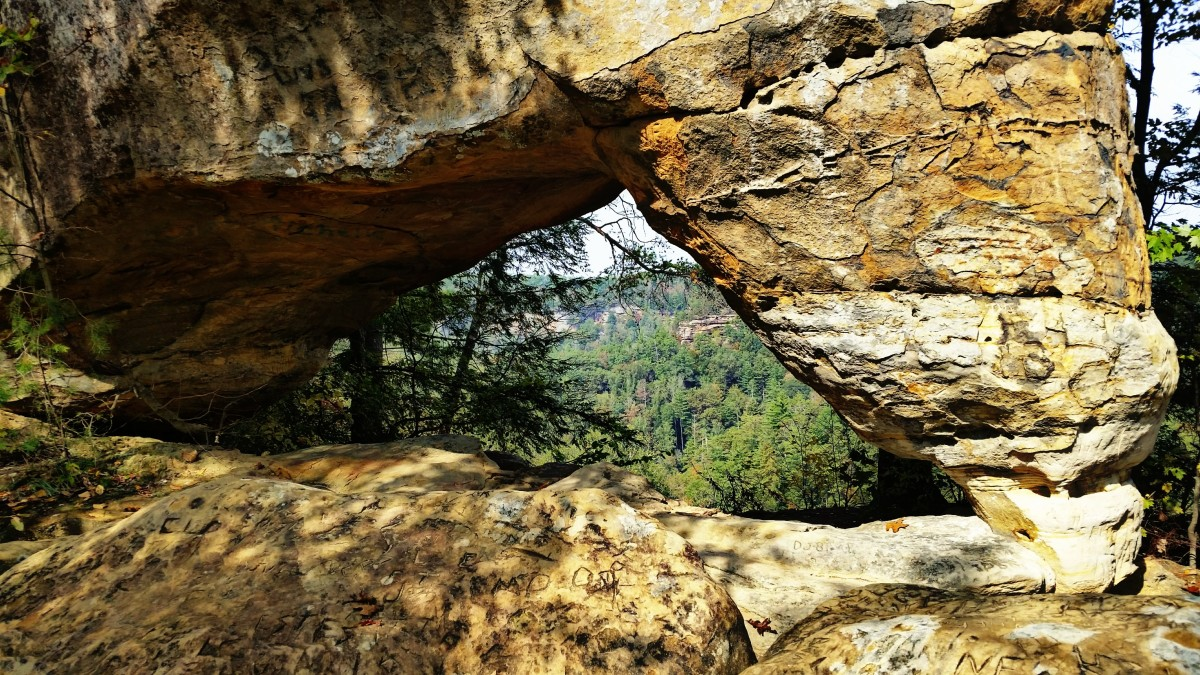 Kentucky's Epic Red River Gorge that You've Probably Never Heard Of