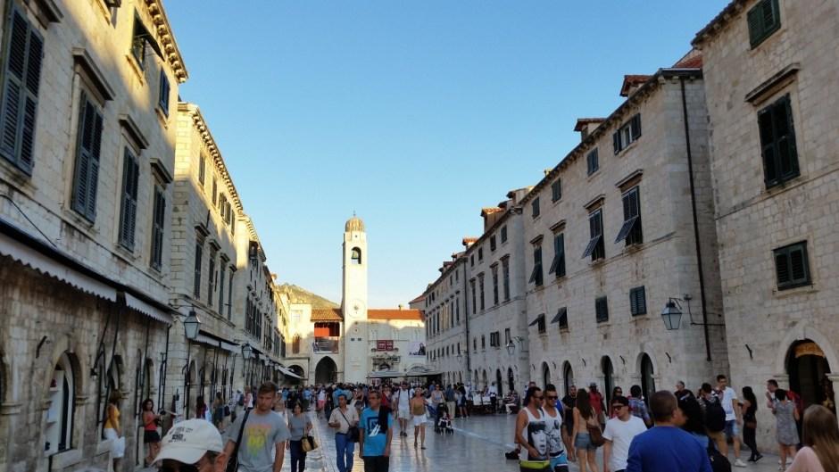 Stradun Promenade