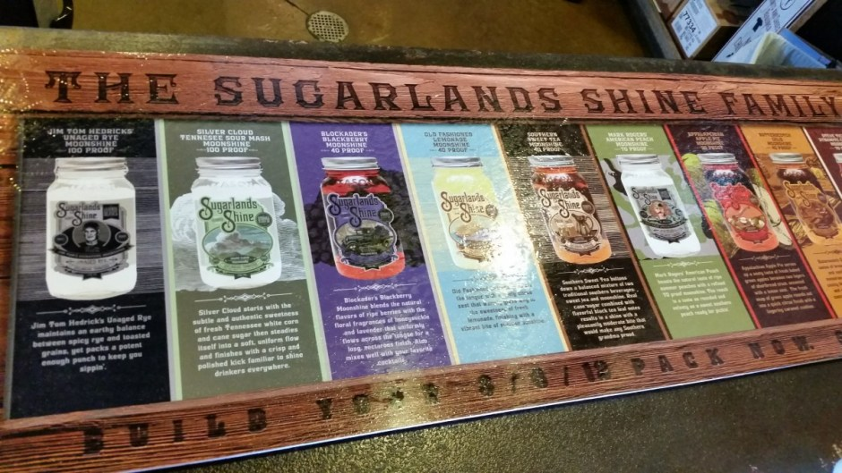 Sugarlands Moonshine
