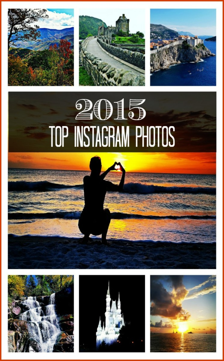 2015 Top Instagram Photos
