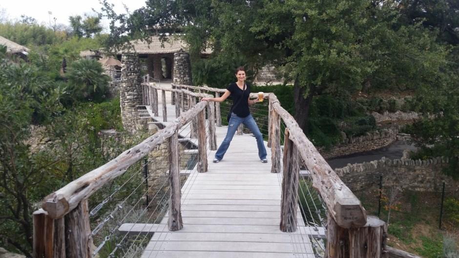 Japanese Tea Garden in San Antonio