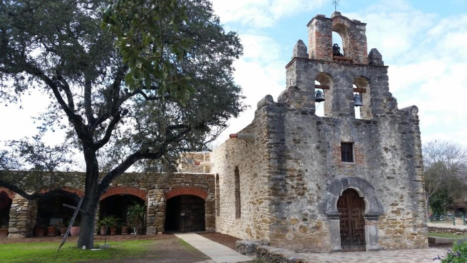 Mission Espada San Antonio