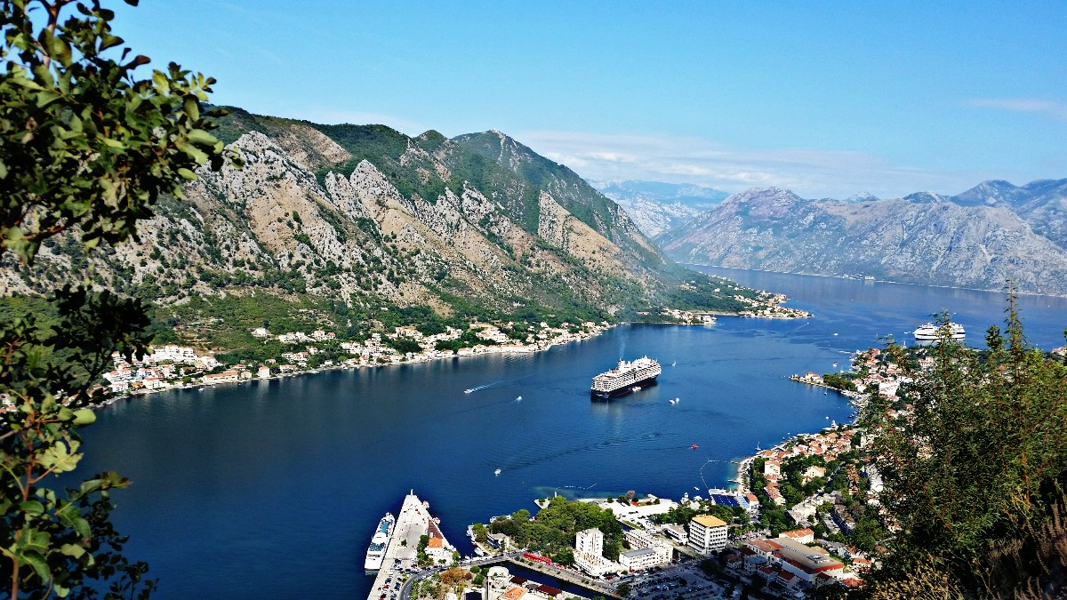 Hiking to Breathtaking Views in Kotor, Montenegro