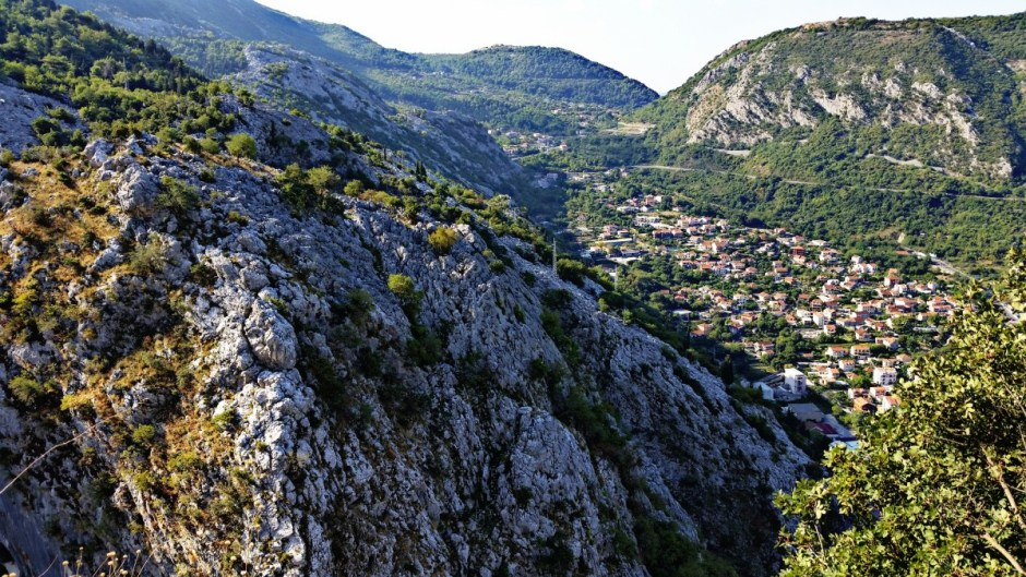 Hiking Views Kotor Montenegro