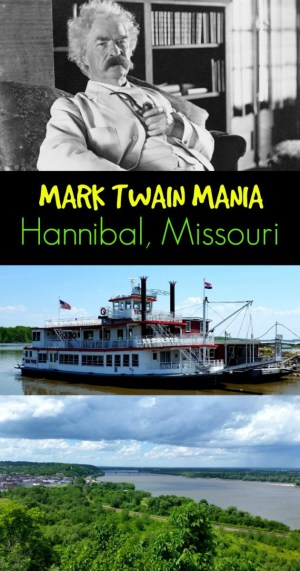 Hannibal Missouri Attractions