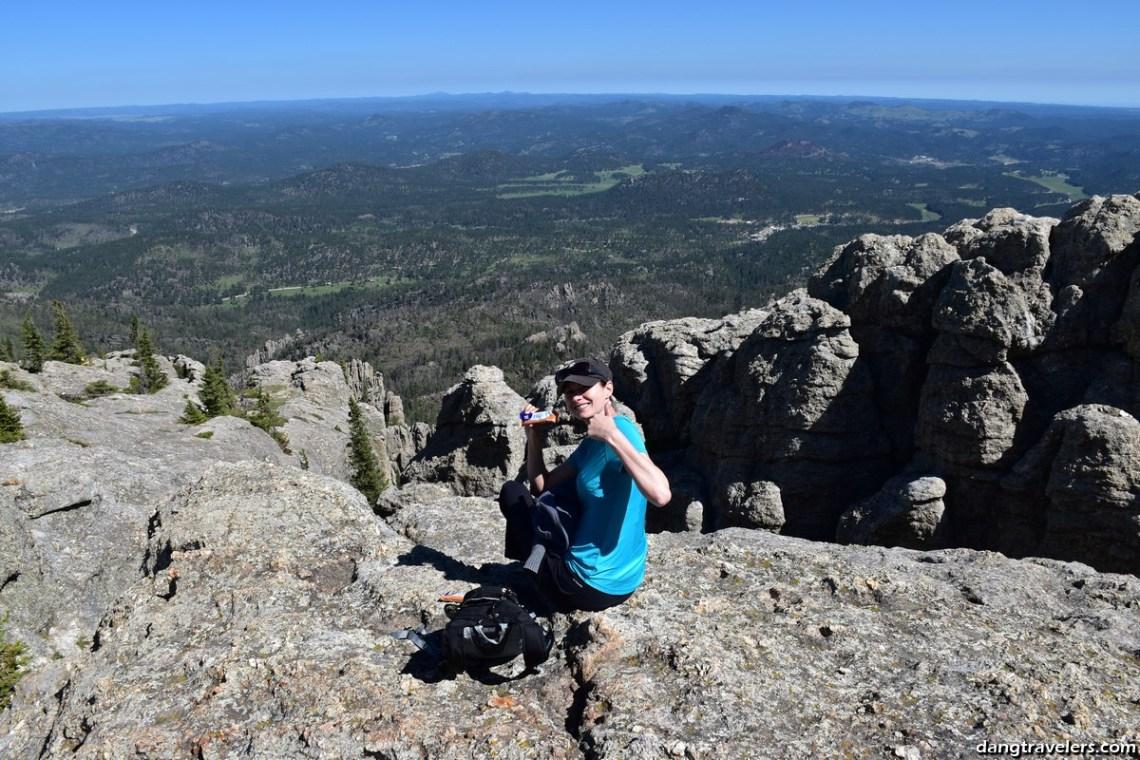 Harney Peak Hike 8