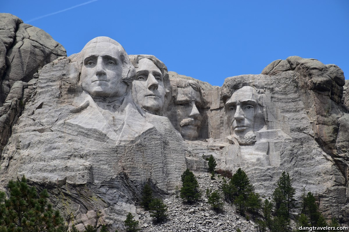 Jewel Cave, Mount Rushmore and a Rodeo