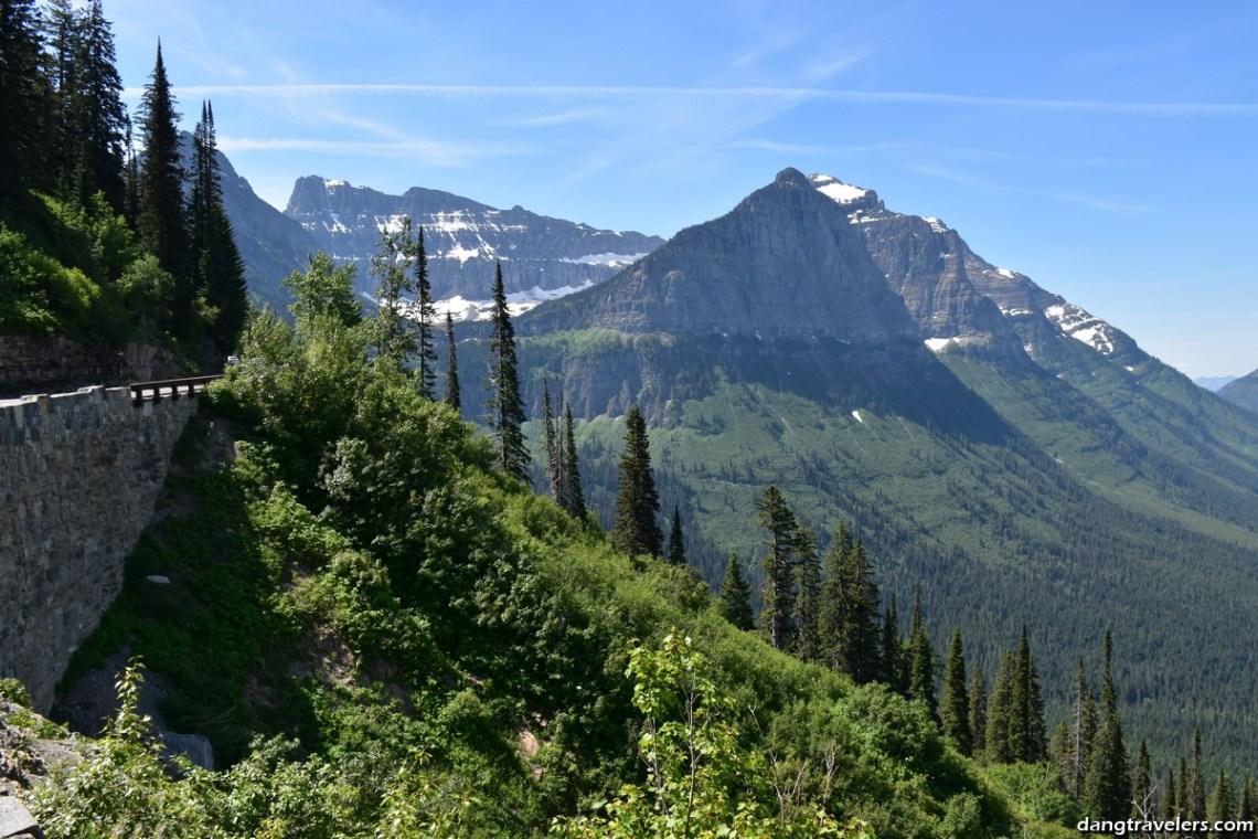 Going to the Sun Road 12