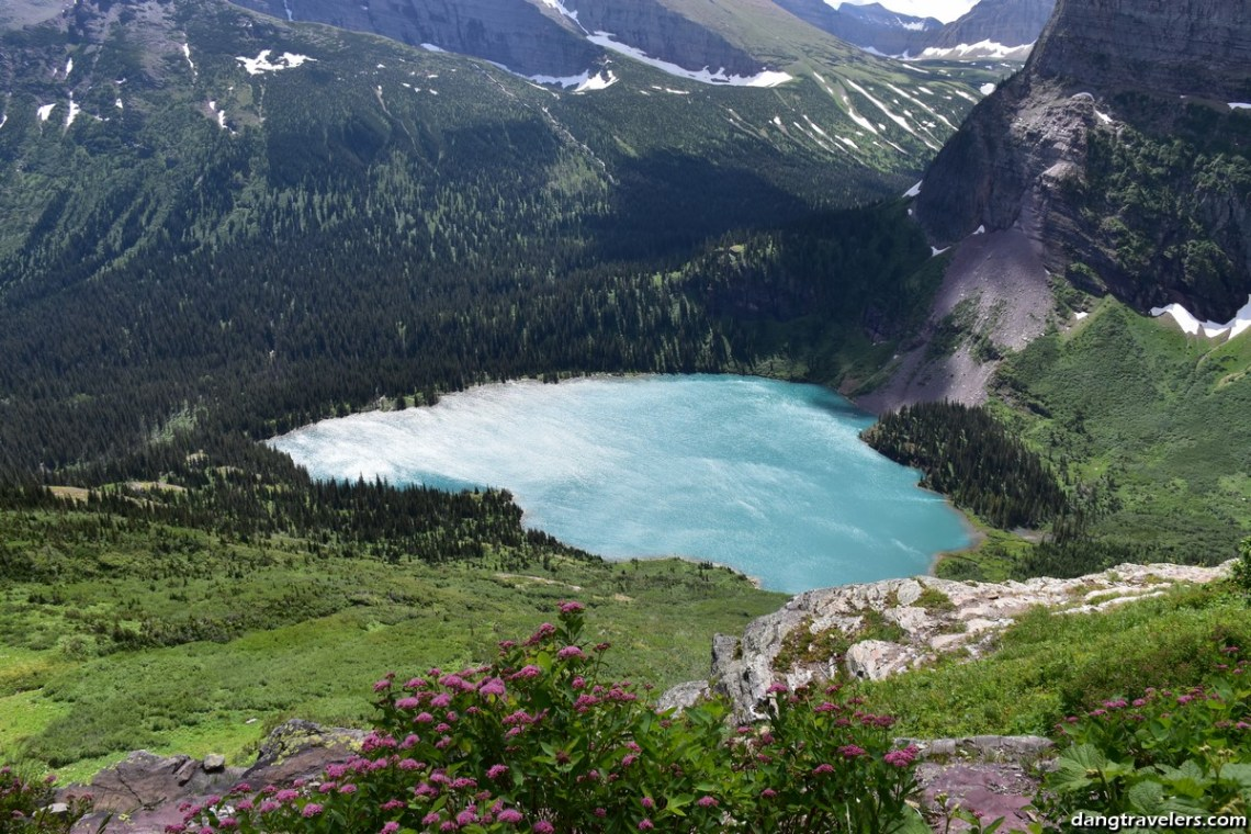 Grinnell Glacier Trail 18