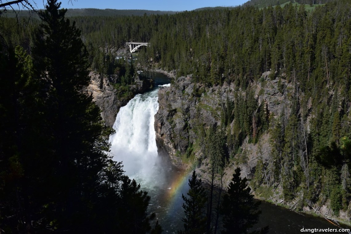 Yellowstone Canyon 14