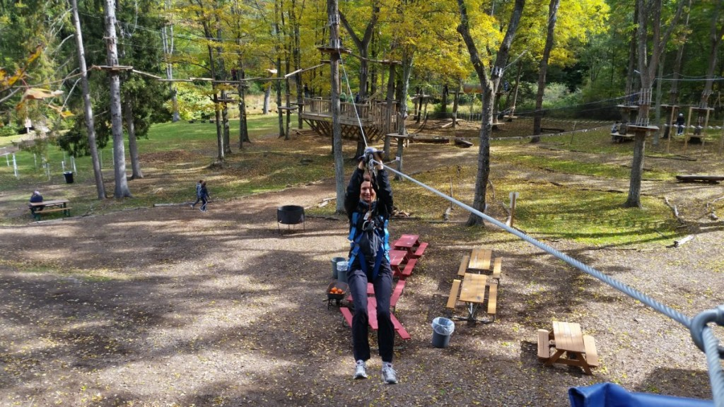 Pocono Mountains Outdoor Adventure