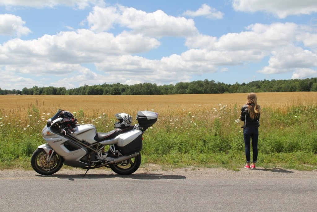 Travel by Motorcycle