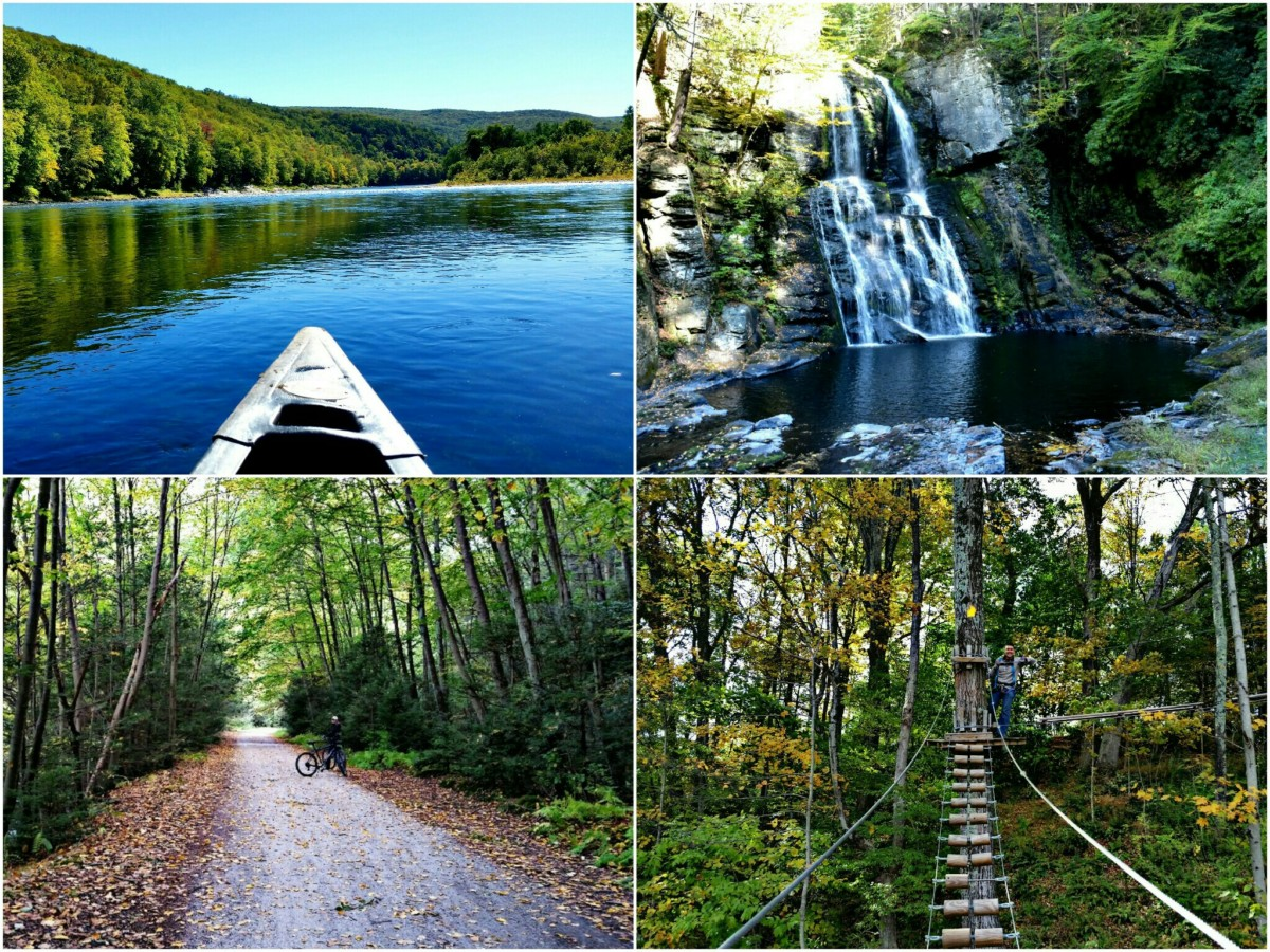 4 Can't Miss Outdoor Adventures in the Pocono Mountains