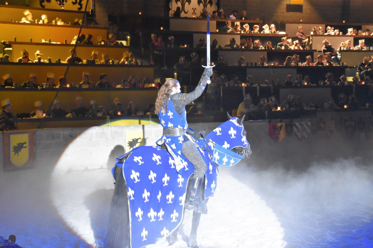 Medieval Times: A Knight to Remember
