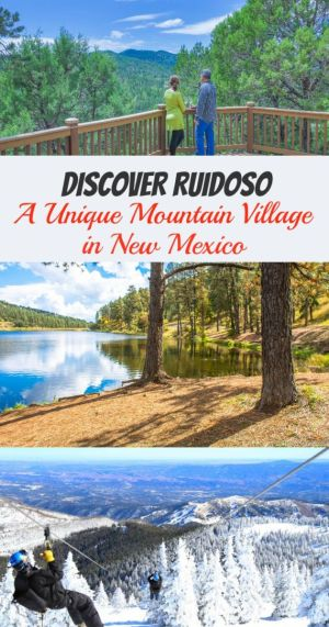 Tucked away in the foothills of the scenic Sacramento Mountains in New Mexico, Ruidoso offers a wide-range of activities to keep you busy any time of the year.