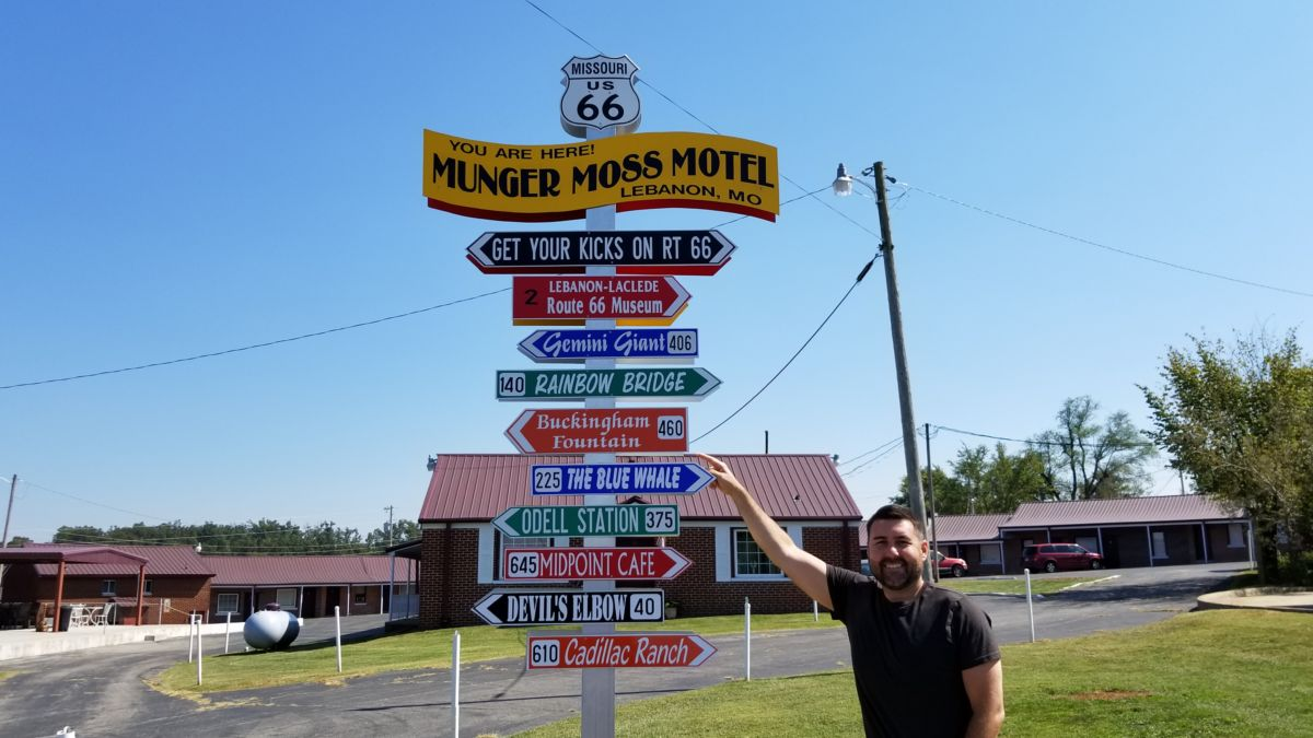 Route 66 Adventures: Saint Louis to Springfield, Missouri
