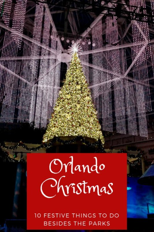 Singing Christmas Tree Orlando.10 Festive Things To Do In Orlando During The Holidays